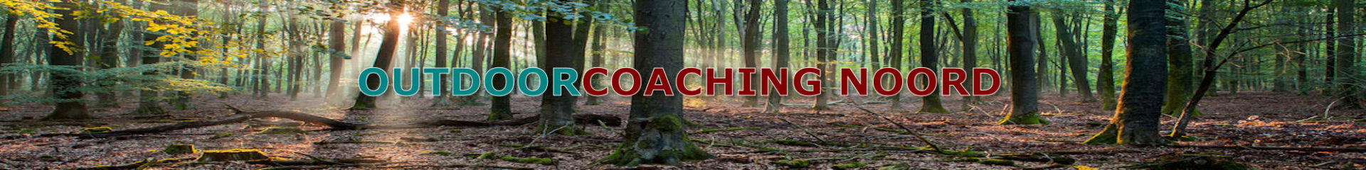 Outdoorcoaching Noord